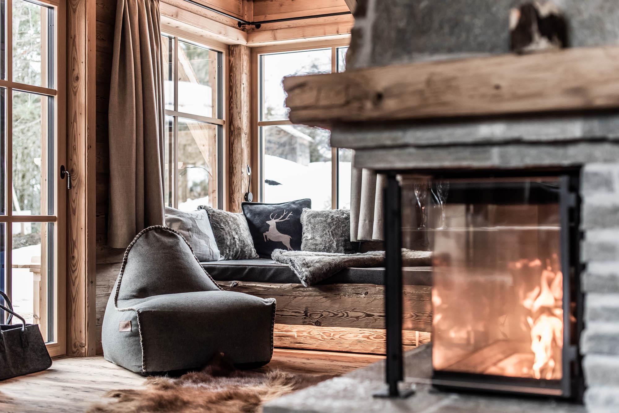 Lech Chalet Resort Benglerwald