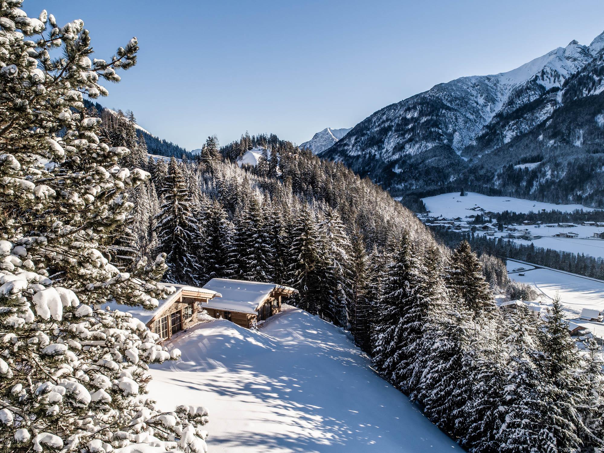 Spannender Winterurlaub Lech