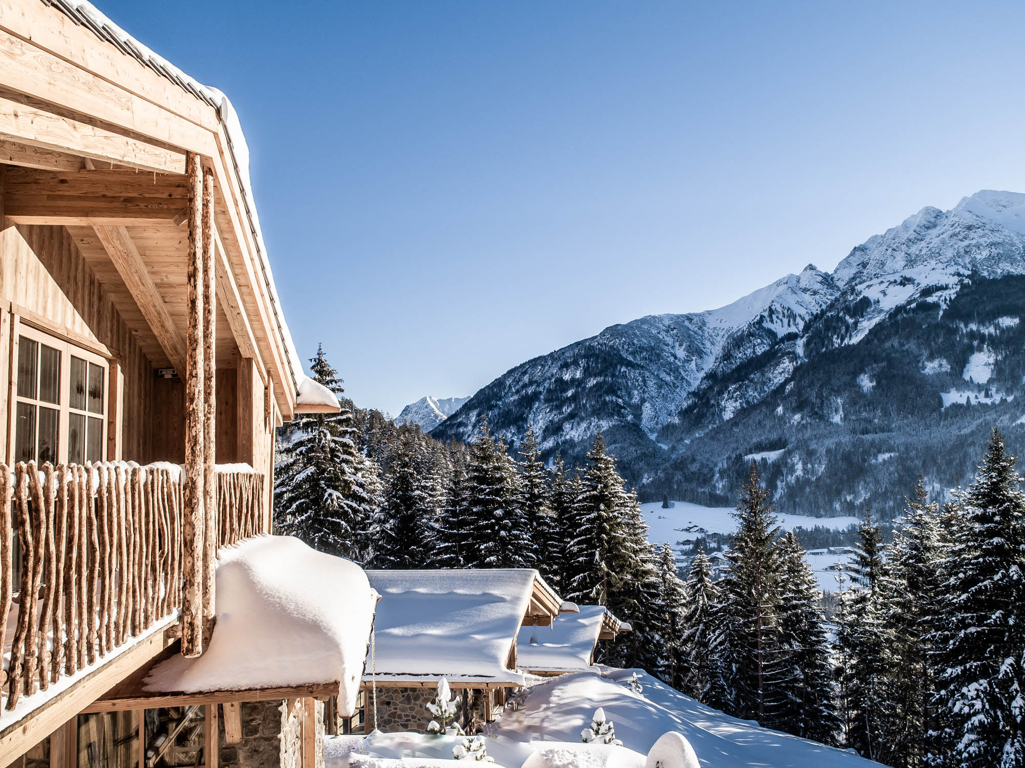 Privater Winterurlaub