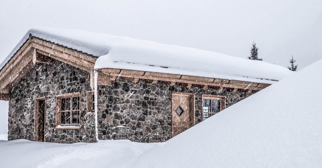 Winterurlaub im Chalet Lech